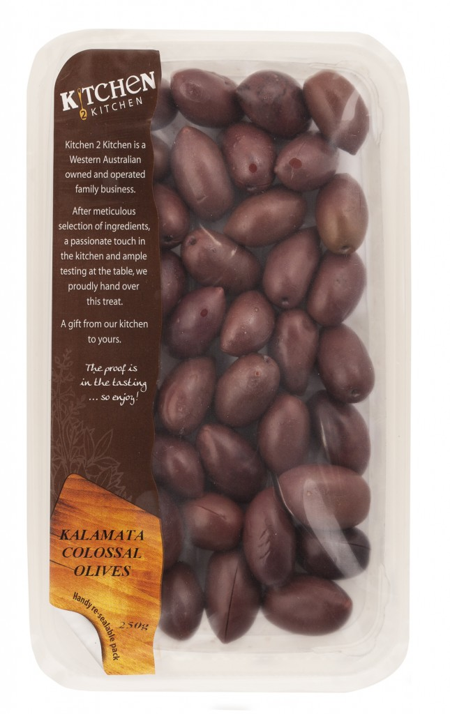 Kalamata Colossal Olives