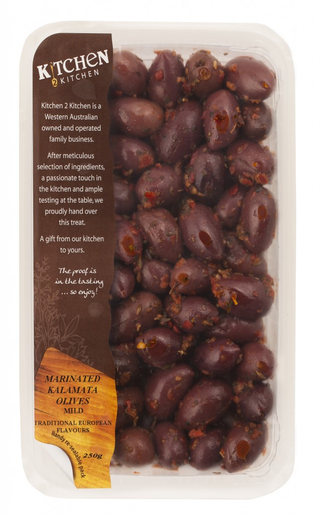 Marinated Kalamata Olives