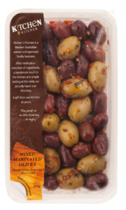 Mixed marinated Olives