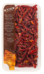 Sun Dried Tomato Strips